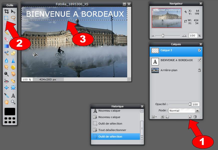ecrire texte image sur image3